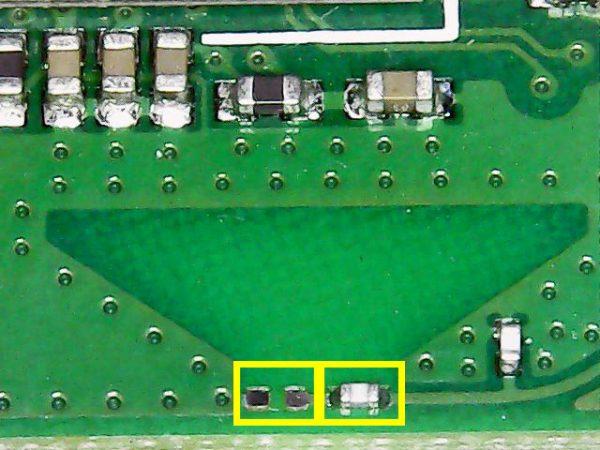 Raspberry Pi Zero Wireless - Antenna part missing