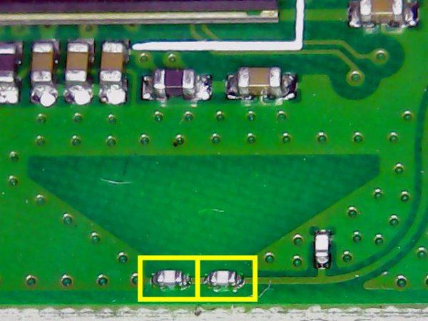 Raspberry Pi Zero Wireless - Antenna correct